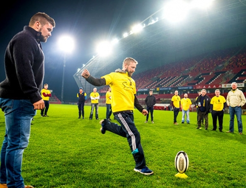 42 Reasons – Thomond Park Sleep Out