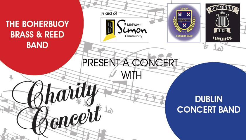 Boherbuoy and DCB Joint Concert