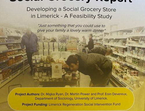 Mid West Simon Community launches the initiative for Ireland's first Social Grocery in Limerick City.