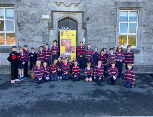 Mid West Simon Collaborates with An Mhodhscoil with a Donations WishList