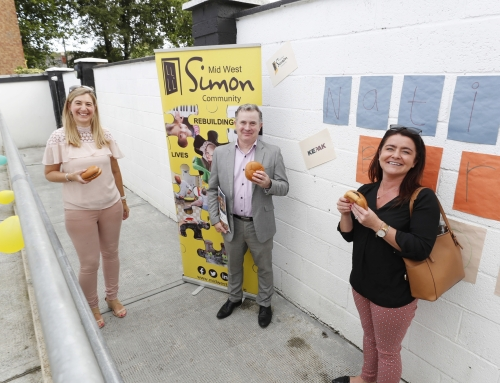 Mid West Simon Community Burger BBQ's a great success –  Simon Communities in Ireland to receive a total of 16,000 MEAL's from Kepak's National Burger Day